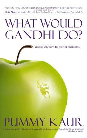 What Would Gandhi Do cover